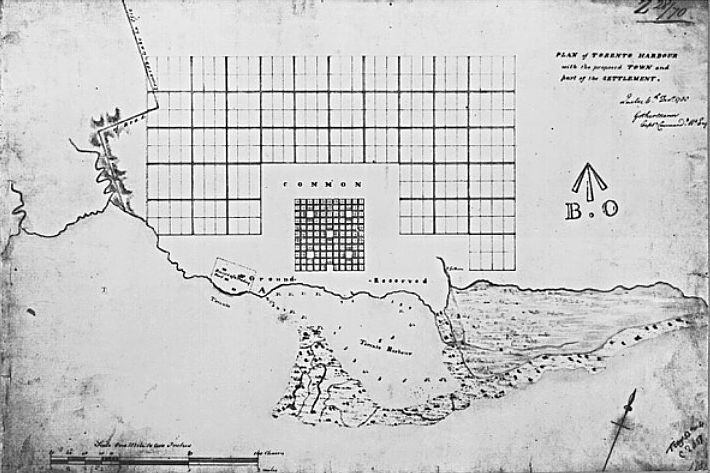 Torento Toronto Map