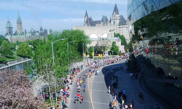 Ottawa marathon overview