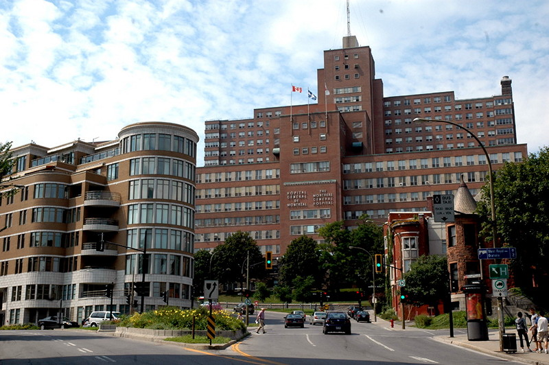 Montreal general hospital