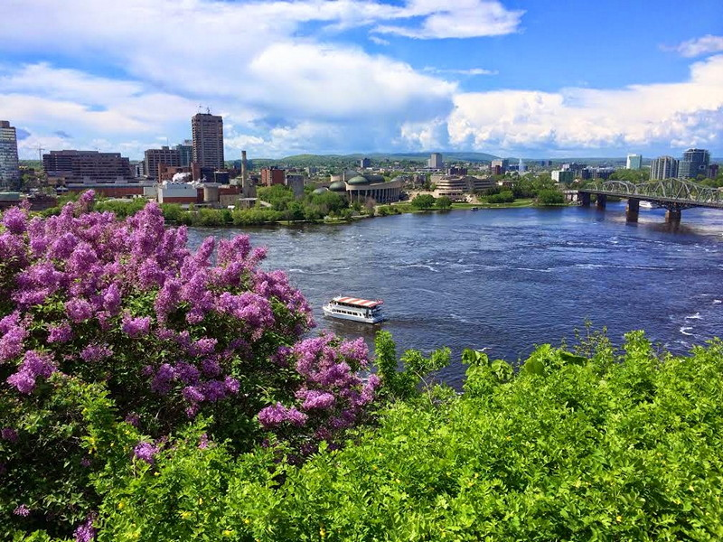 Ottawa in bloom